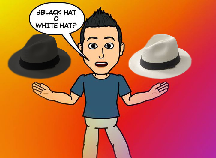 white hat o black hat seo
