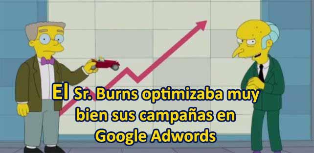 campaña optimizada para adwords