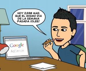 como ganar dinero google adsense