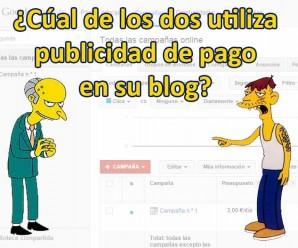 promocionar un blog publicidad pago