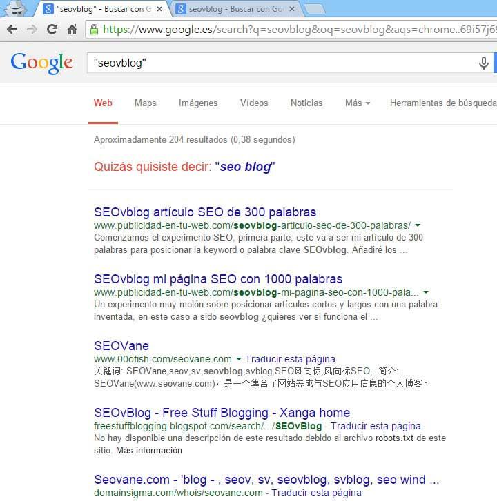 seovblog posicionamiento seo